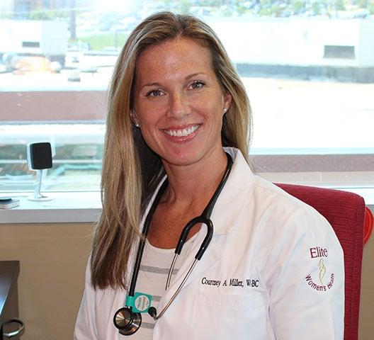 Courtney Miller OBGYN Nurse Practitioner